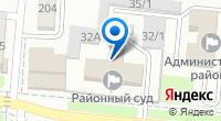 Компания Крымский районный суд на карте