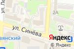 Схема проезда до компании SunMar в Крымске