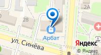 Компания Ангелочек на карте