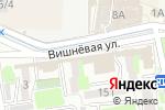 Схема проезда до компании Ценопад в Крымске