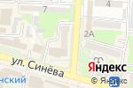 Схема проезда до компании Восход в Крымске
