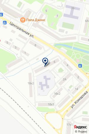 МАГАЗИН АВТОЗАПЧАСТЕЙ ЛИЛИЯ на карте Щелково