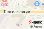 Схема проезда до компании Изостудия в Щёлково