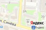 Схема проезда до компании Рузанна в Крымске
