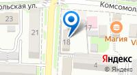 Компания Центр занятости населения г. Крымска на карте