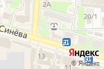 Схема проезда до компании Аптечный склад в Крымске