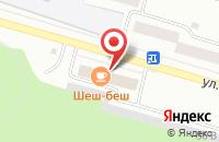 Схема проезда до компании Стомо в Череповце