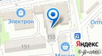 Компания Мебельный салон на карте