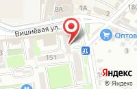 Схема проезда до компании Жалюзи для всех в Крымске