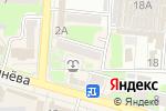 Схема проезда до компании Алмаз в Крымске