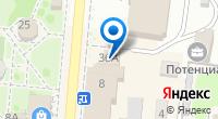 Компания ЮГОРИЯ на карте