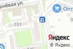Схема проезда до компании Магнит в Крымске