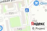 Схема проезда до компании Платежный терминал, КБ Кубань кредит в Крымске