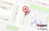 Схема проезда до компании Русэнергетик в Череповце