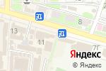 Схема проезда до компании Яшма Золото в Крымске