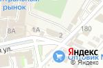 Схема проезда до компании Торговая компания в Крымске