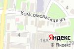 Схема проезда до компании Бонус в Крымске