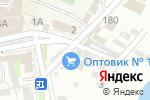 Схема проезда до компании Аквасервис в Крымске