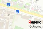 Схема проезда до компании Эдем в Крымске