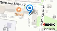 Компания Ш.Е.В на карте