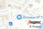 Схема проезда до компании Вита Бриз в Крымске