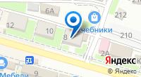 Компания Совкомбанк на карте