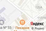 Схема проезда до компании Fix Price в Красково
