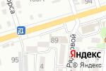 Схема проезда до компании Мир охоты в Крымске