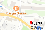 Схема проезда до компании Элекснет в Щёлково