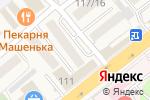 Схема проезда до компании Angelina в Красково