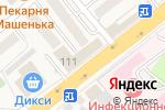 Схема проезда до компании Семейный доктор в Красково