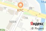 Схема проезда до компании ТехАс в Крымске