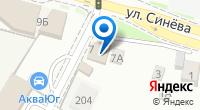 Компания ТехАс на карте