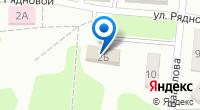 Компания Почтовое отделение №384 на карте