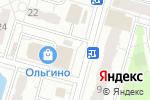 Схема проезда до компании Секонд-хенд в Балашихе