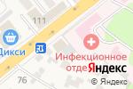 Схема проезда до компании Актив в Красково