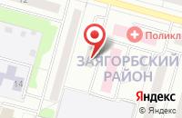 Схема проезда до компании Торговая Инвестиционная Компания в Череповце