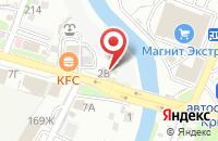 Схема проезда до компании Планета Окон в Крымске