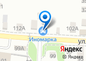 Крымское ДРСУ, НАО на карте