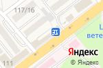 Схема проезда до компании Золотая Корона в Красково