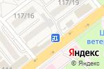 Схема проезда до компании Фэс в Красково