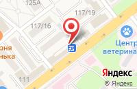 Схема проезда до компании МТС в Красково