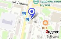 Схема проезда до компании ТФ МАСТЕР-КЛАСС в Щелково