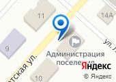Администрация муниципального образования пос. Шварцевский на карте