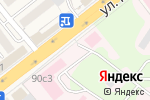 Схема проезда до компании Медицина+ в Красково