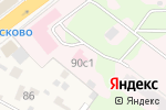 Схема проезда до компании Люберецкая районная больница №1 в Красково