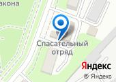 УЧСГЗ МО Крымский район, МКУ на карте