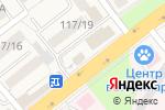 Схема проезда до компании Шик в Красково