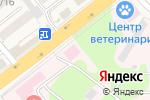 Схема проезда до компании Поликлиника №1 в Красково