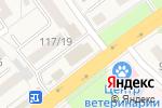 Схема проезда до компании Вкус Востока в Красково